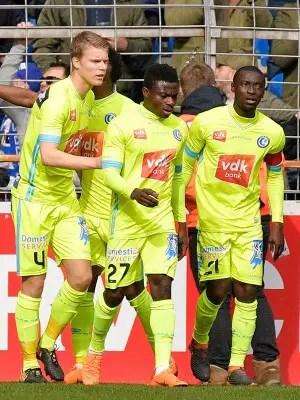 Belgian Playoffs: Gent List Simon, Esiti, Kalu For Charleroi Clash