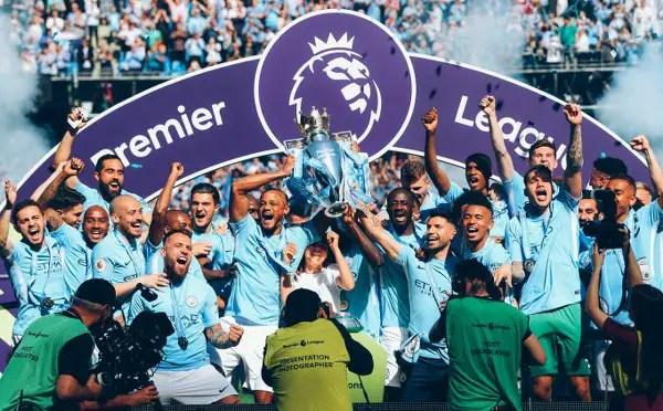 Guardiola Celebrates City Title Success, Expects Tough Challenge Next Season