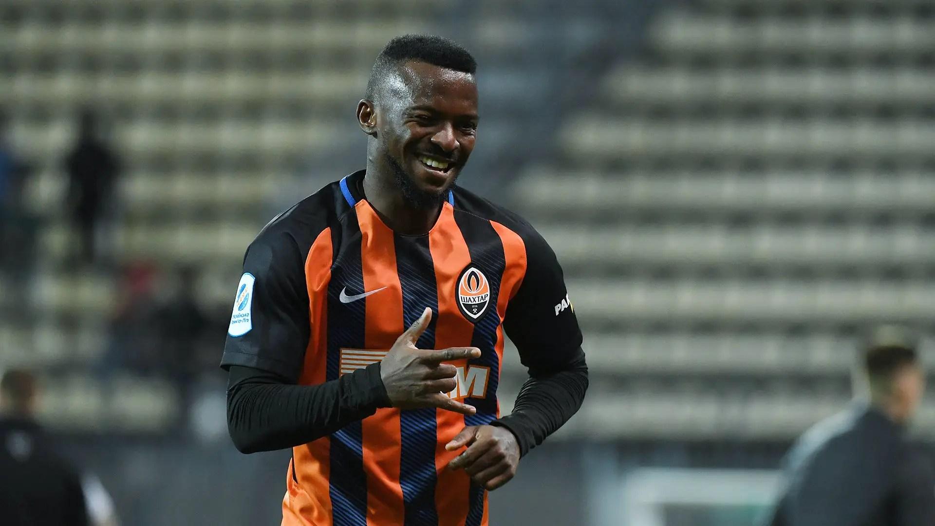 Kayode Eyes Ukrainian Cup Title With Shakhtar Donetsk