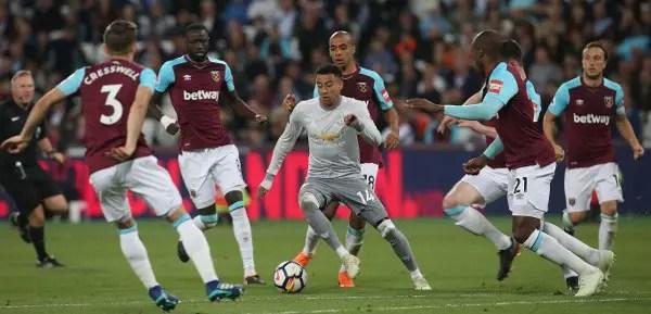 Man United Finish Second, De Gea Wins Golden Glove After West Ham Draw