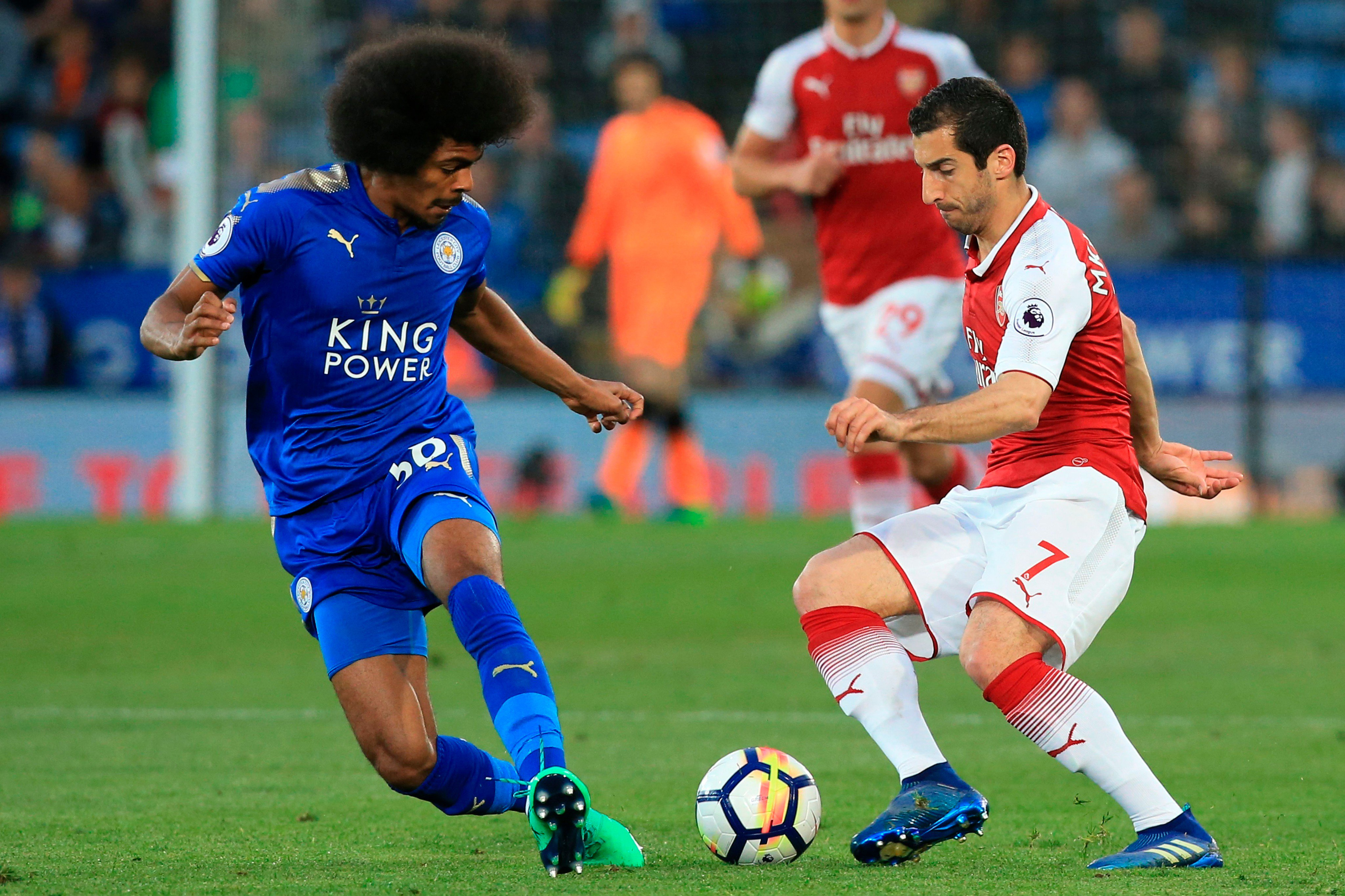 FA Charge Arsenal For Improper Conduct In Leicester Defeat