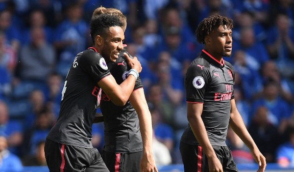 """Iwobi """"Emotional"""" As Arsenal Send Wenger Off With Huddersfield Win"""
