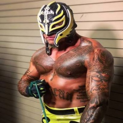 Ex-WWE Champion Rey Mysterio Listed For 'All In' Event