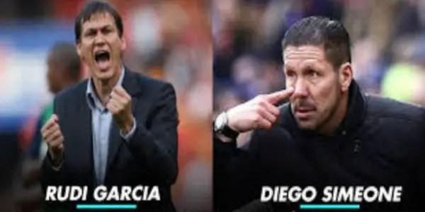Europa Final: Simeone Confident Despite Ban As Marseille Coach Chases History