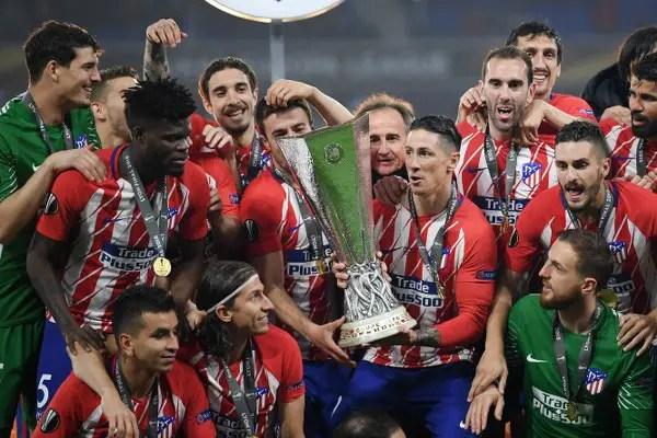 Oblak, Torres, Gabi, Gameiro Confirmed For Atletico Vs Super Eagles Friendly