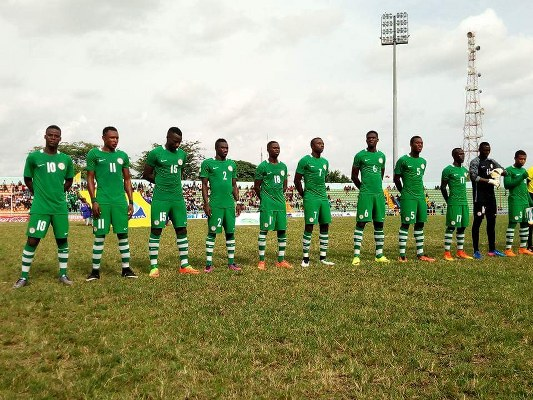 U-20 AFCON Qualifiers: Aigbogun Blames Poor Calabar Pitch For Flying Eagles' Slim Win Vs Guinea-Bissau