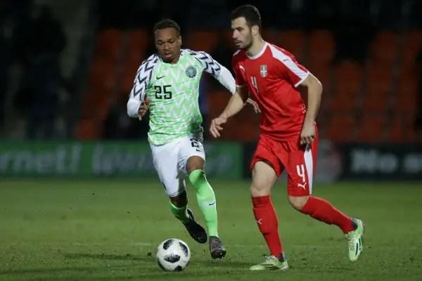 FIFA Celebrate Joel Obi At 27