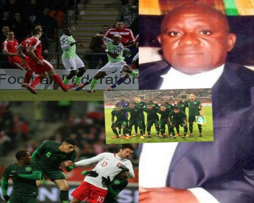 INTERVIEW – Kpakor: Super Eagles Must Attack Croatia In World Cup Group D Game For Maximum Points