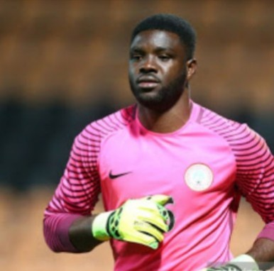 Akpeyi Hails Super Eagles Trainers, Vows To Reclaim Number-1 Shirt