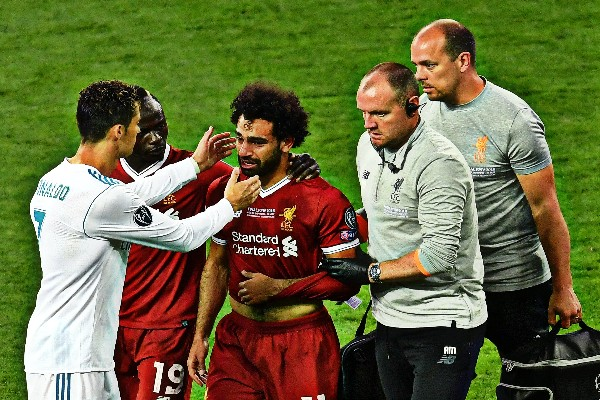 Salah: I'm A Fighter, I'm Confident I'll Play In World Cup