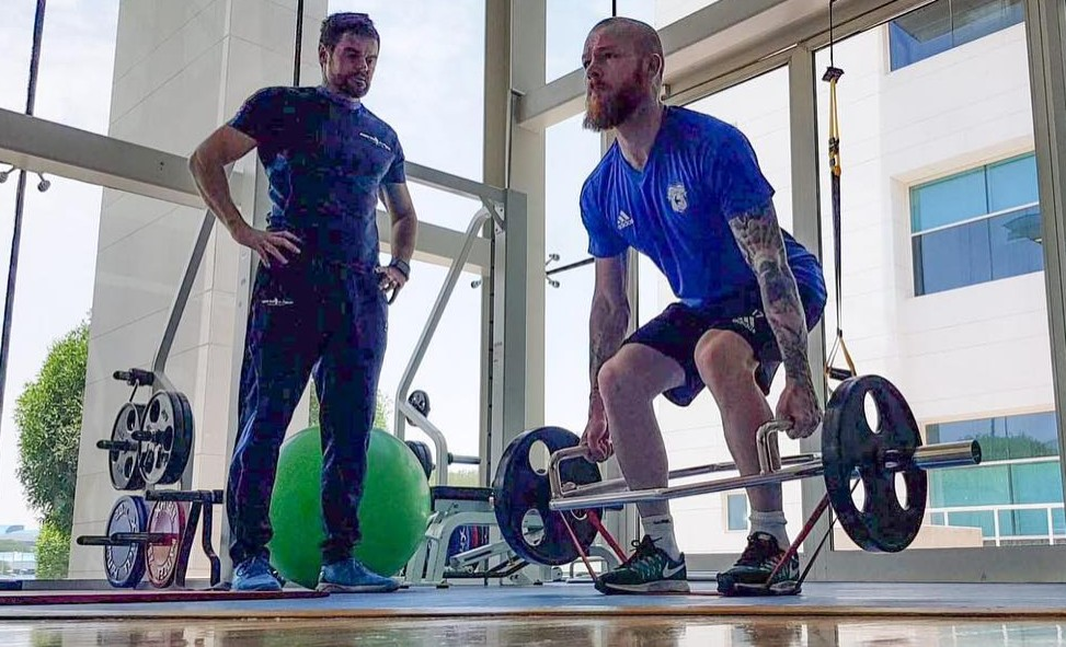 Iceland Captain Gunnarsson Steps Up  Fitness Training Ahead World Cup