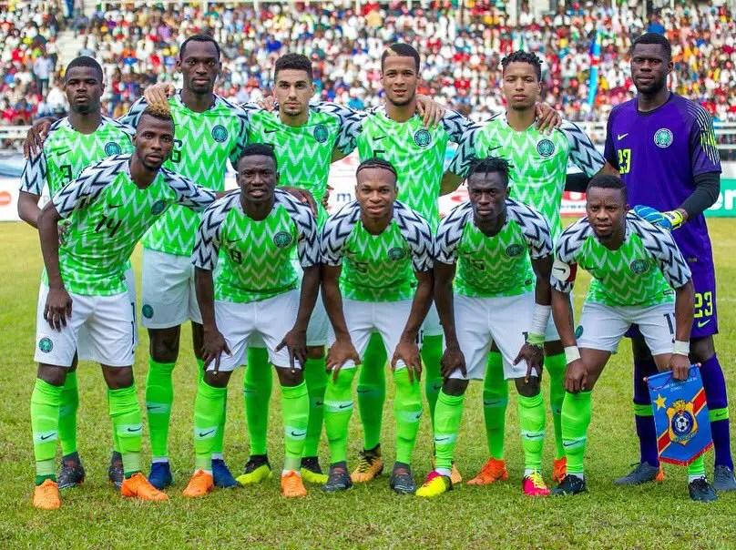 England Vs Nigeria: Eagles Depart For London Wednesday