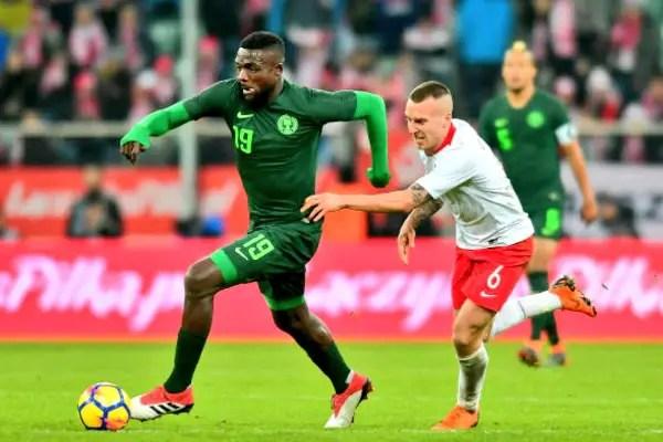 Ogu: Super Eagles Are Battle Ready For Croatia