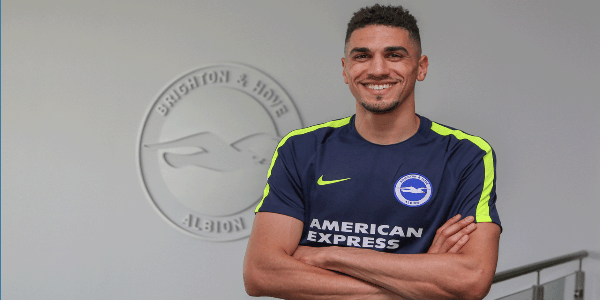 Balogun Completes Move To Brighton From Mainz