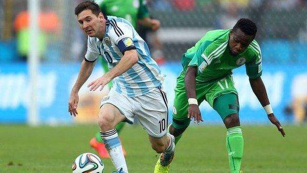 Messi: Nigeria Has Always Been Tough For Argentina At World Cup Finals