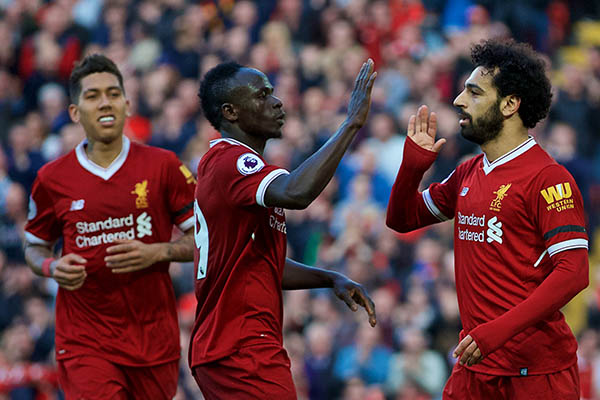 Odemwingie Backs Salah, Mane To Win Champions League With Liverpool