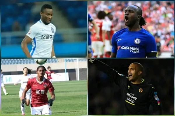 Mikel, Moses, Ikeme, Oshoala, Ndidi, Okpotu Nominated For Nigeria Pitch Awards