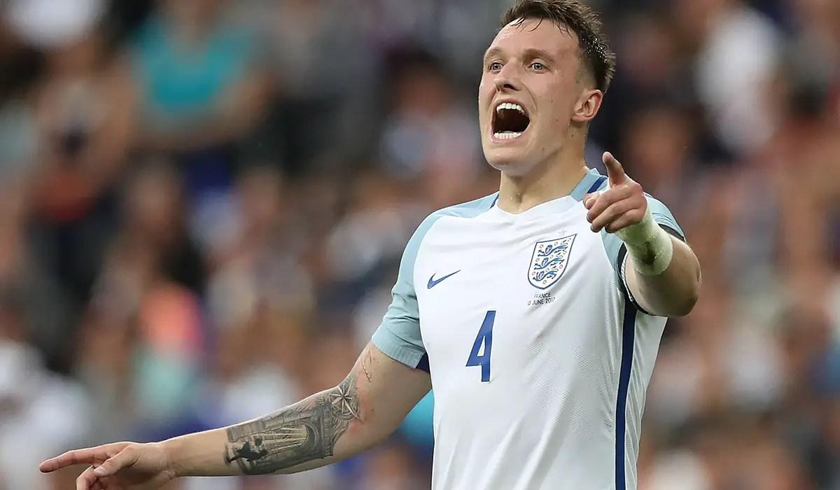 Man United Defender Jones Doubtful For England Vs Nigeria Friendly