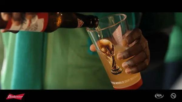 Budweiser Kicks Off 'Light Up The FIFA World Cup Global Campaign'