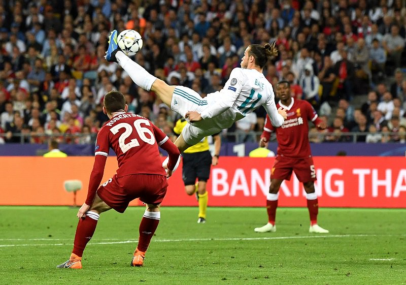 THREE-PEAT: Bale Fires Real Madrid Past Liverpool To Third Straight UCL Title