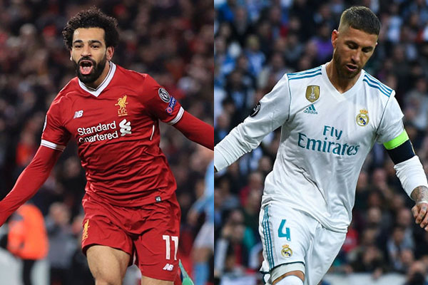 Ramos Insists Real Madrid Not Scared Of Salah Threat In UCL Final