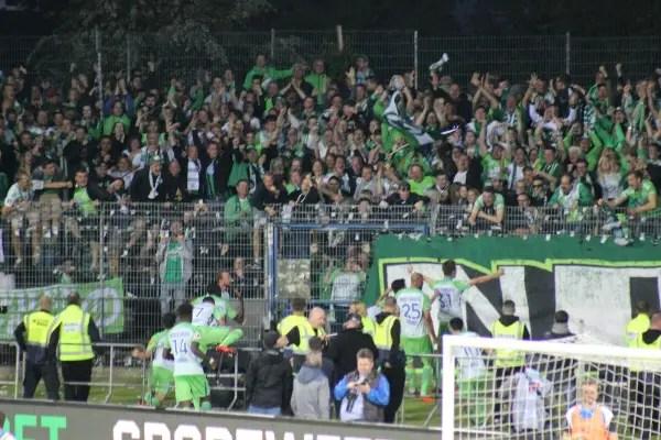 Osimhen's Wolfsburg Survive Bundesliga Relegation, Aremu's IK Start Win In Norway