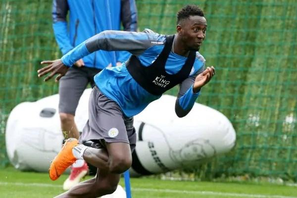 Rohr: Ndidi Won't Have Injury Worries At World Cup