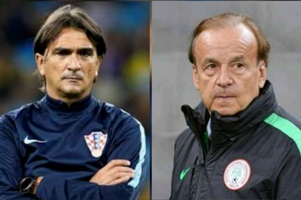 Croatia Coach, Dalic: Rohr Has Improved Super Eagles, They'll Be Our Toughest Opponents In Russia