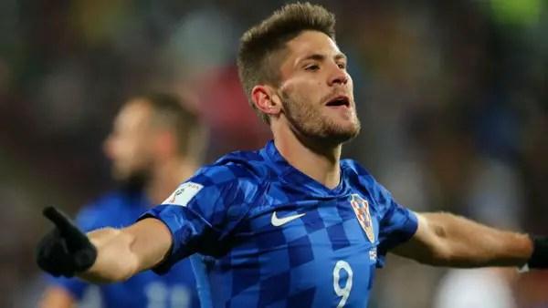 Croatia Striker Kramaric: Super Eagles Clash Will Be Tough