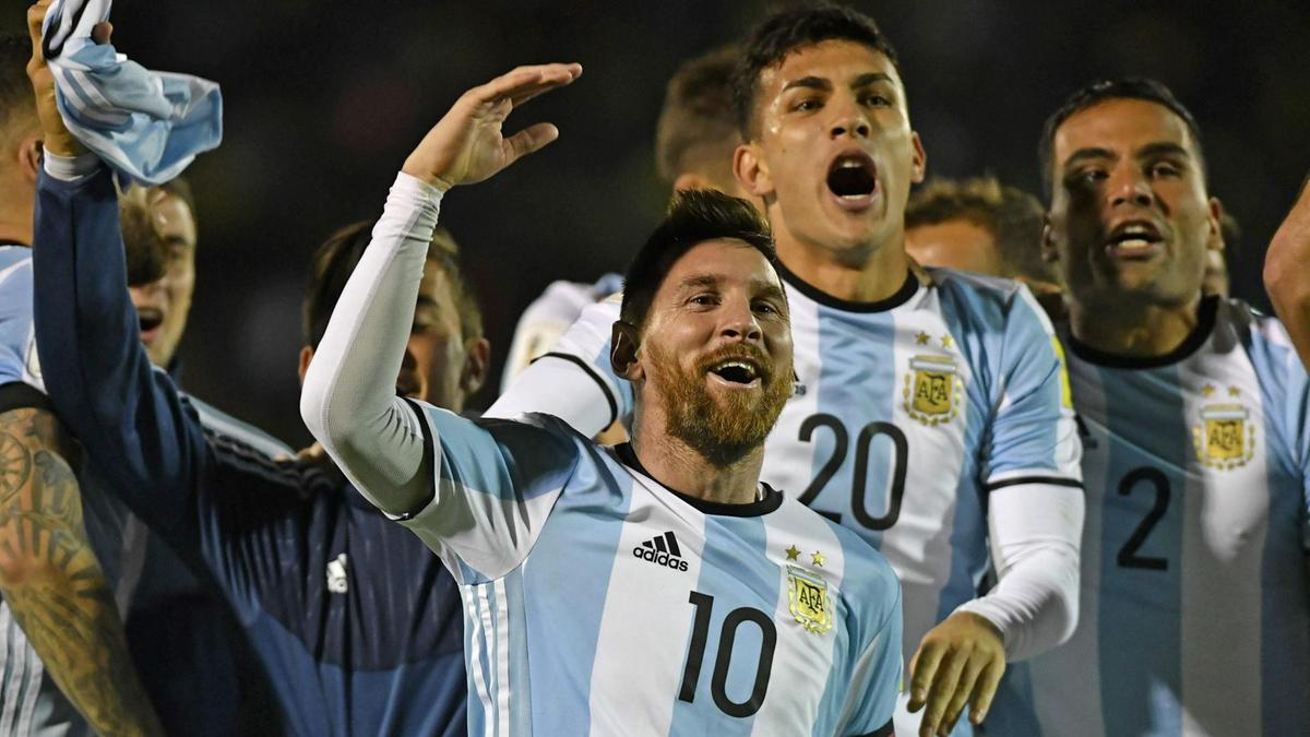 Dutch Legend Kluivert: Messi Is 50% Of Argentina Team