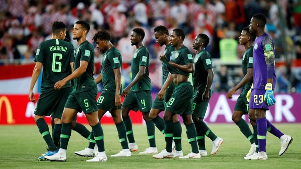 Eagles To Arrive In Volgograd Thursday, Weather Looks Clement For Friday's Clash Vs Iceland
