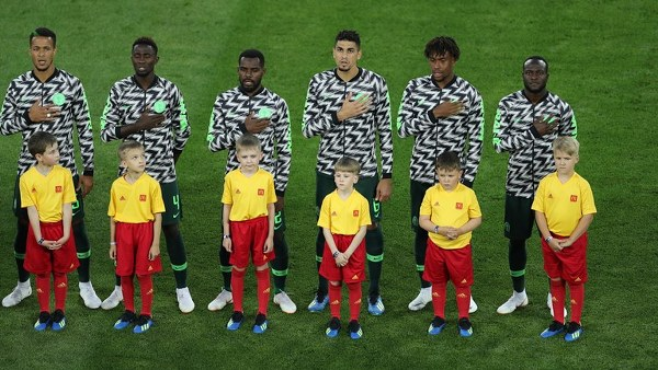 Balogun: We Didn't Play Badly Vs Croatia, But Must Improve To Qualify From Group D