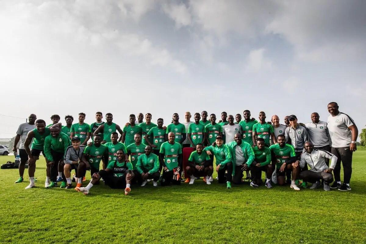 Ex-NFF Sec. Gen. Amadu: Super Eagles Look Great, Well Prepared To Make Nigerians Proud In Russia