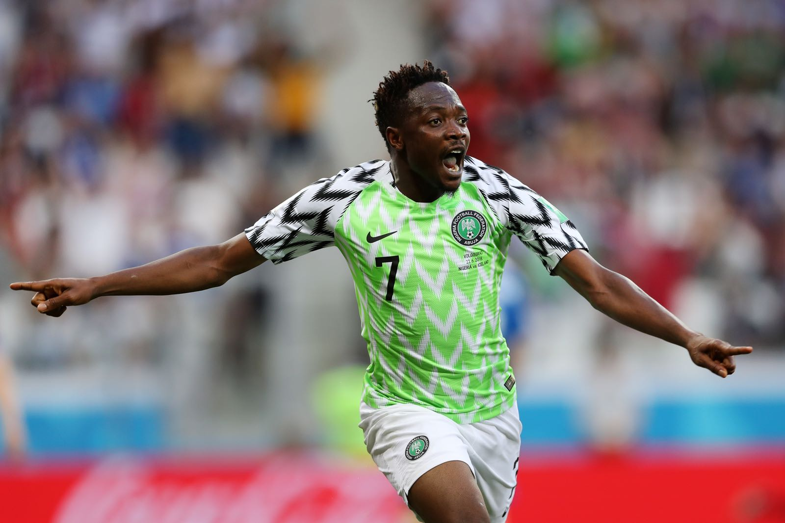 Musa, Ndidi, Iheanacho Celebrated By  Leicester As Eagles Stars Make Foxes World Cup History