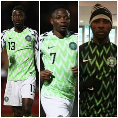 Leicester Celebrate Iheanacho, Ndidi, Musa Selection In Nigeria's Final 23-Man W/Cup Squad