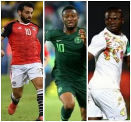 AFRICA UNITED: 11 Players That Can Represent Africa At The World Cup