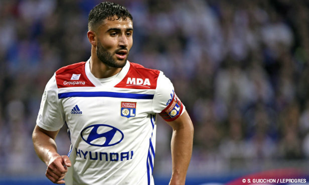 Lyon End Negotiations With Liverpool For France Star Fekir