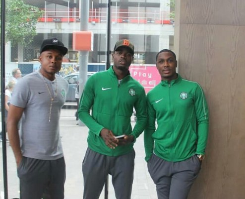 Enyimba Hail Ezenwa On Inclusion In Super Eagles World Cup Squad
