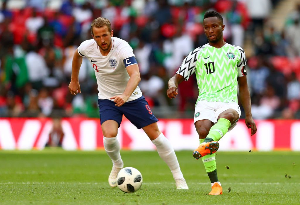 SLOW START, STRONG FINISH: How Super Eagles Rated Vs England