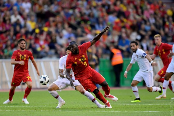 Benteke Dropped, Kompany, Januzaj Included As Belgium Name World Cup Squad