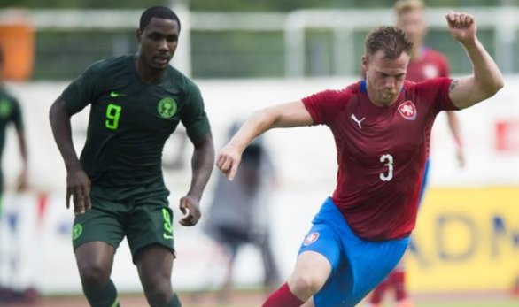 Ighalo Drought And Four Other Facts After Super Eagles Vs Czech Republic