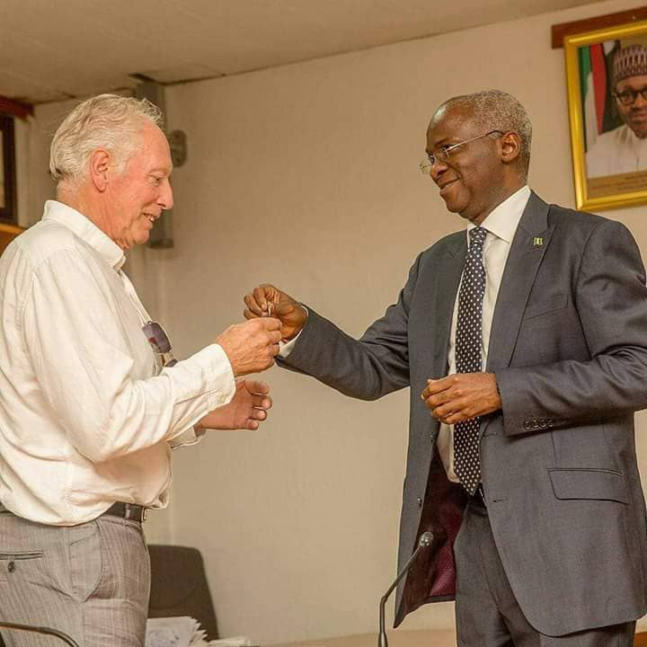 Bonfrere Receives Atlanta Olympics House Gift 24 Years After