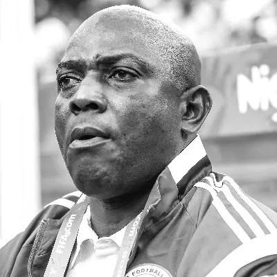 "Kanu, CAF, Baffoe Pay Tribute To ""Unforgettable"" Keshi"