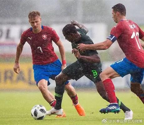 Changchun Yatai Motivate Ighalo Ahead Of World Cup