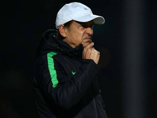 IT'S ROHR'S TURN: How Super Eagles Coaches Fared At Previous World Cups