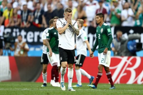 Low: Poor First Half Cost Germany Against Mexico; Now We Must Beat Sweden