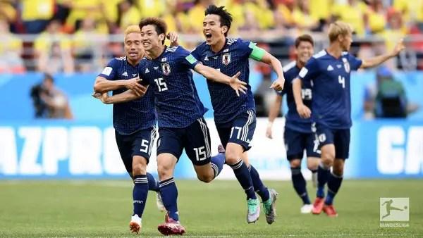Japan's Osako Named MOTM In Win Over Colombia
