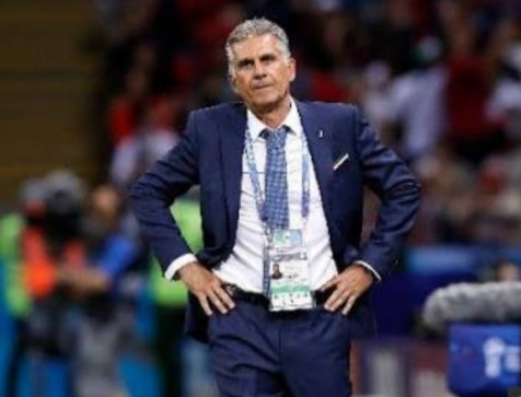 Queiroz: Iran Deserved More Vs Spain, We Can Still Advance
