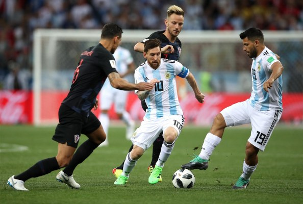 World Cup 2018: Argentina Look To Battle Back From Brink And Save World Cup Campaign