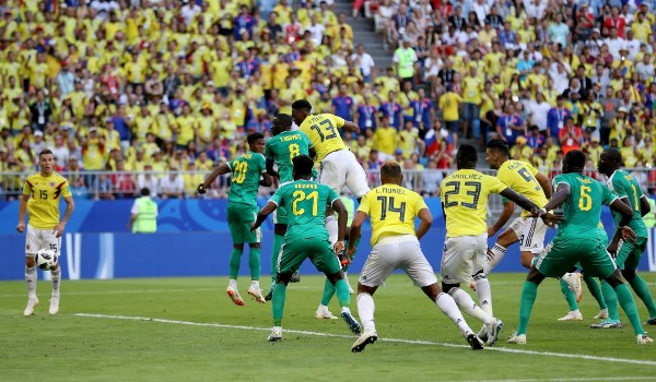AFRICAN ECLIPSE: Yellow Cards, VAR Knock Senegal Out; Colombia, Japan Advance